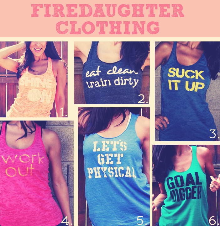 firedaughter clothing