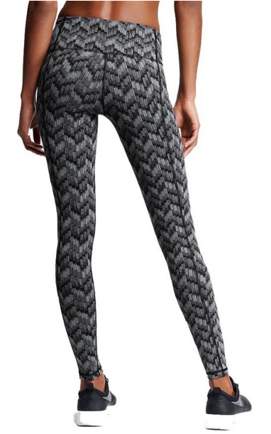 Victoria's Secret VSX Knockout Tight Pant Print:Hello Lovely Graphic (Small)