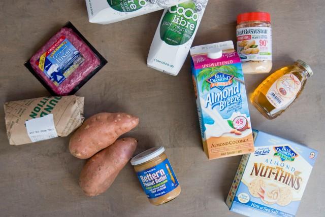 fresh market food haul